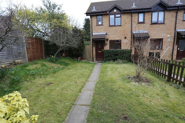 Thumbnail End terrace house to rent in Westminster Way, Lower Earley, Reading