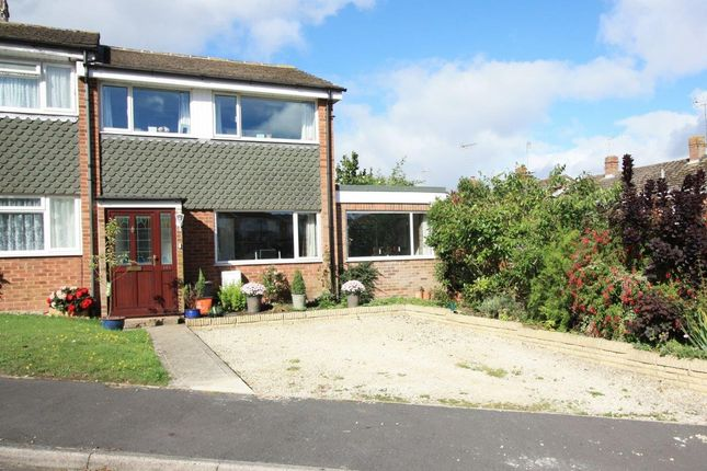 2 bed semi-detached house for sale in Windrush, Highworth