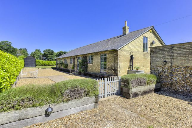 Thumbnail Barn conversion for sale in Thriplow, Royston, Cambridgeshire