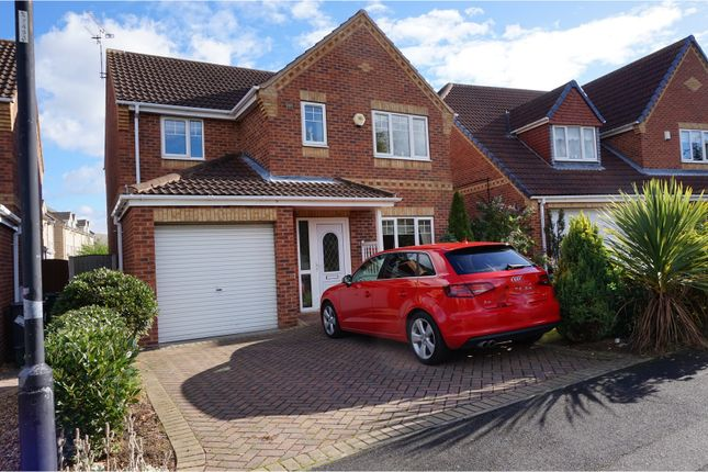 Thumbnail Detached house to rent in Brodsworth Way, Doncaster