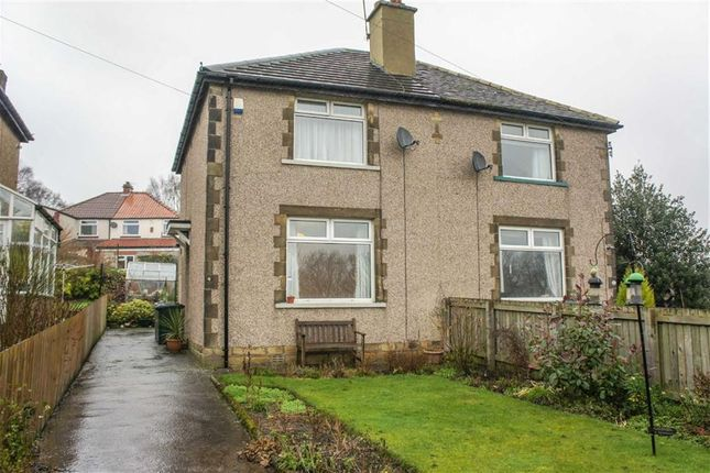 Thumbnail Semi-detached house for sale in Royd Avenue, Bingley, West Yorkshire