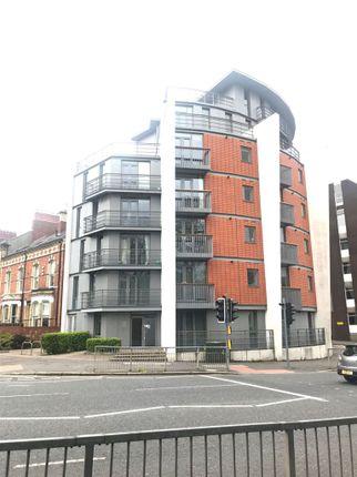 Thumbnail Flat to rent in Lisburn Road, Belfast