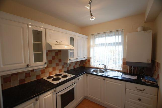 Thumbnail Flat to rent in Bamburgh Walk, Gosforth, Newcastle Upon Tyne