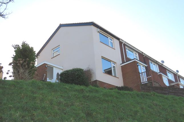 Thumbnail End terrace house for sale in Waterleat Avenue, Paignton