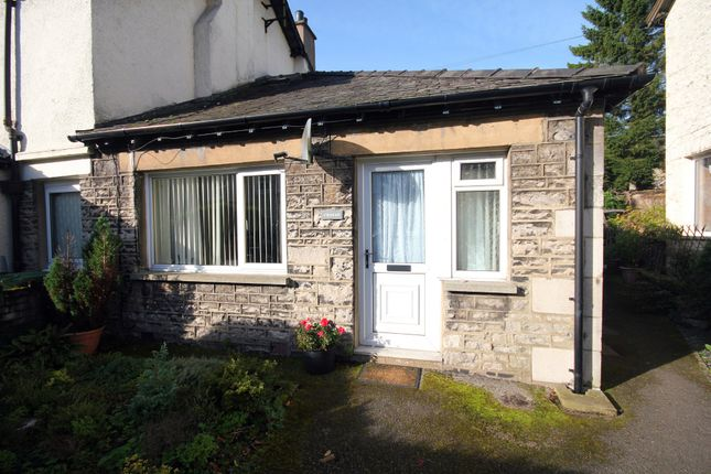Thumbnail Terraced bungalow for sale in Park Street, Kendal