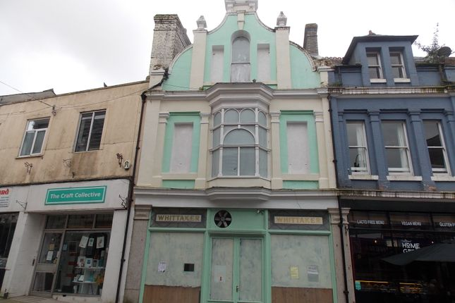 Thumbnail Land for sale in Fore Street, Redruth