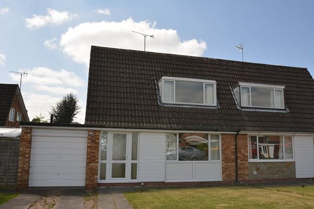 Thumbnail Property to rent in Harvey Road, Tupsley, Hereford