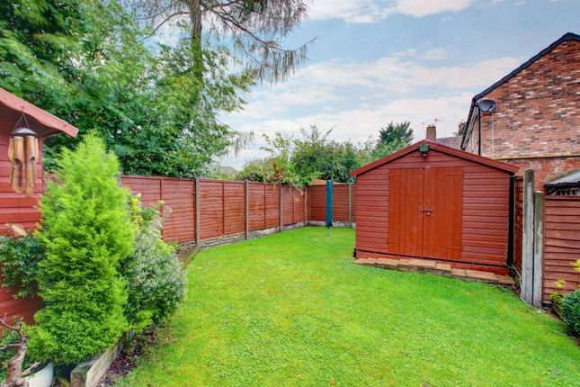 Garden of Alcester Road, Studley B80