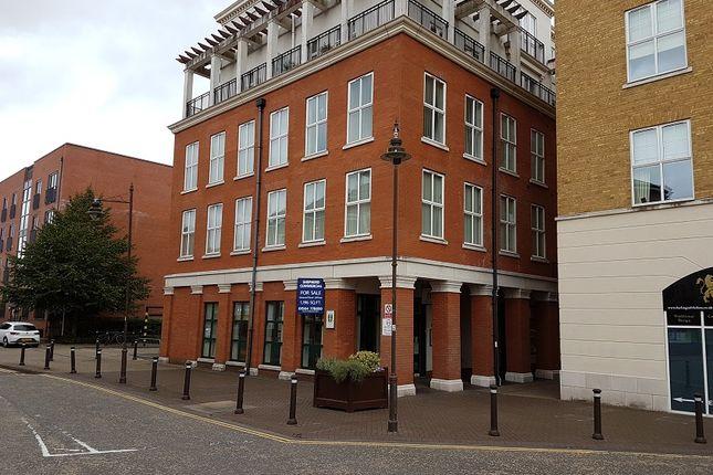 Thumbnail Office for sale in Rumbush Lane, Dickens Heath, Solihull