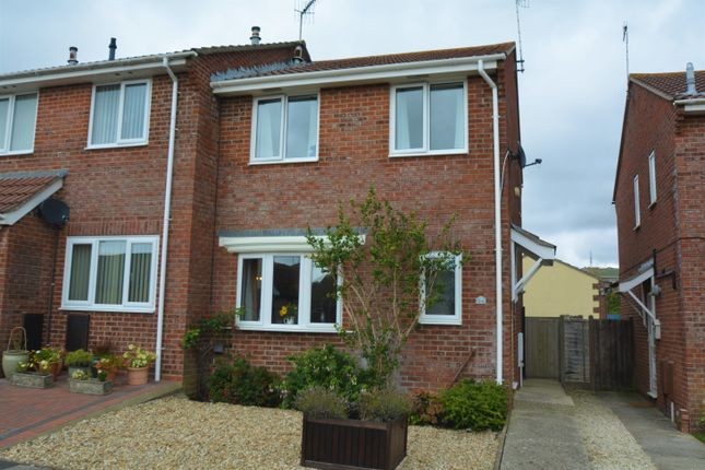 End terrace house for sale in Nightingale Drive, Weymouth