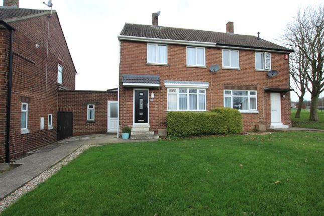 2 bed semi-detached house for sale in Meadow Road, Trimdon, Trimdon Station TS29