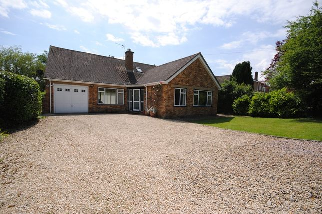 Thumbnail Detached bungalow for sale in Chapel Road, South Leigh, Witney