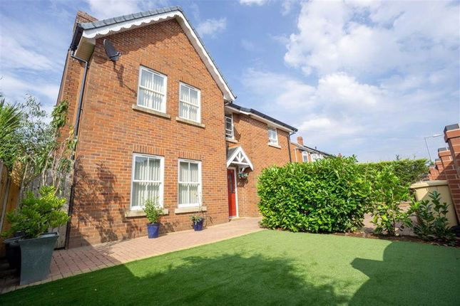 Thumbnail Detached house for sale in 1A Braddyl Road, Over Hulton, Westhoughton
