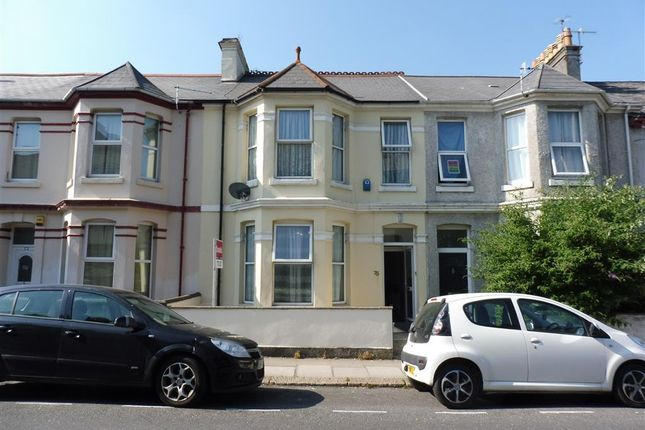 Thumbnail Property to rent in Grenville Road, Plymouth