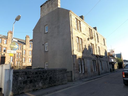 2 bed flat for sale in Shore Street, Campbeltown