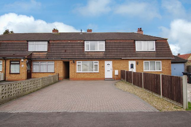 Thumbnail Terraced house for sale in Mount Crescent, Winterbourne, Bristol