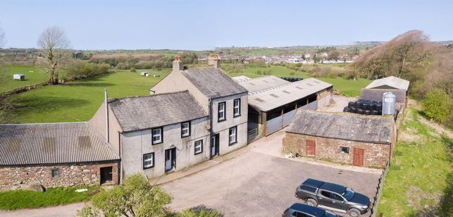 Thumbnail Farmhouse for sale in Row Farm, Cleator, Cumbria