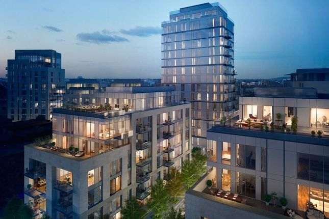 Thumbnail Flat for sale in Lillie Square, Bolander Grove North, Fulham
