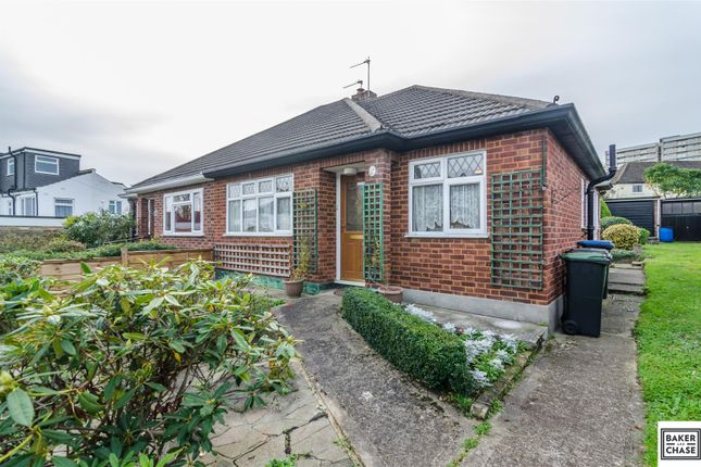 Thumbnail Semi-detached bungalow for sale in Gloucester Road, Hillyfields, Enfield