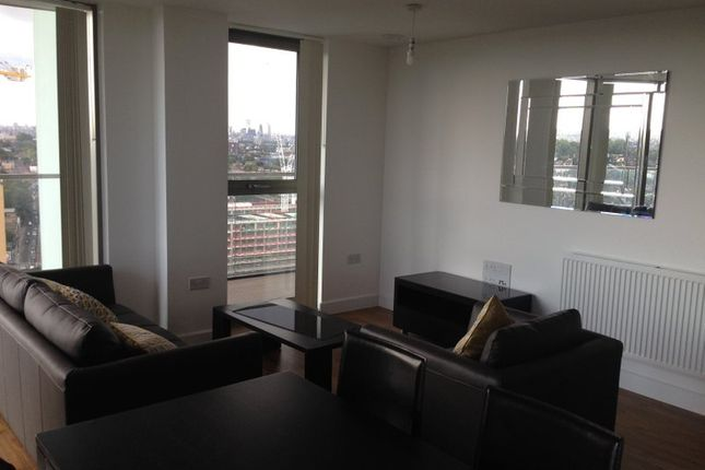 Thumbnail Flat to rent in 2 Cornmill Lane, London