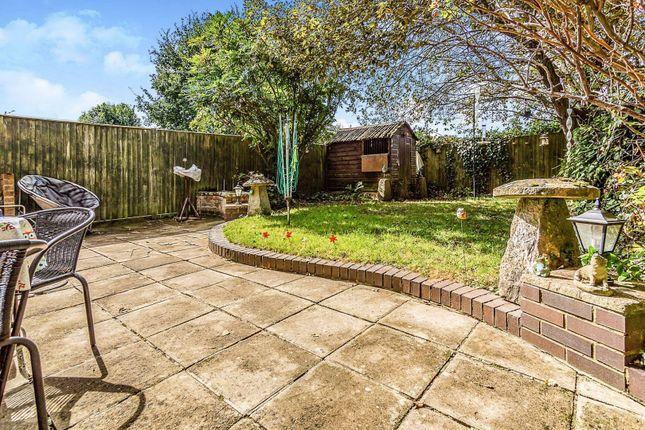 Garden of Speedwell Way, Thatcham RG18