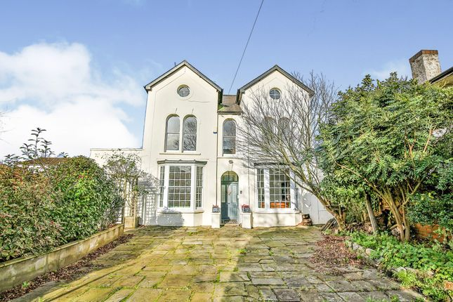 Thumbnail Detached house for sale in Cowper Place, Wordsworth Avenue, Cardiff