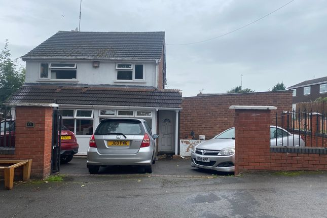 Thumbnail Detached house for sale in Old Walsall Road, Great Barr