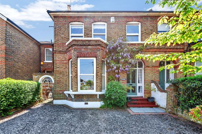 Thumbnail Semi-detached house for sale in Hinton Road, Wallington