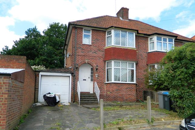 Thumbnail Semi-detached house for sale in Highcroft, London