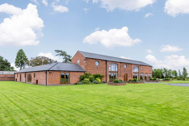 Thumbnail Detached house for sale in Marston Lane, Marston, Stafford