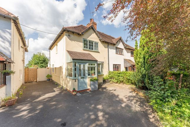 2 bed semi-detached house for sale in Cedar Cottages, Old Warwick Road, Lapworth B94
