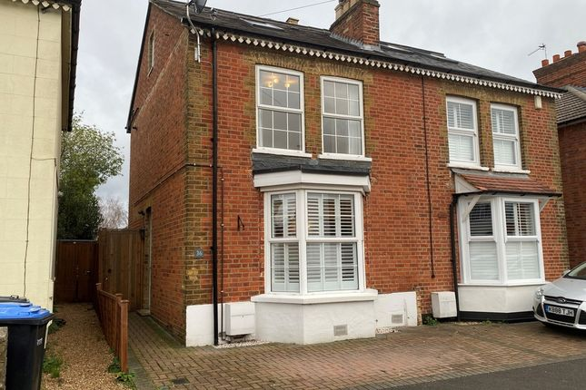 Semi-detached house for sale in Queens Road, Egham
