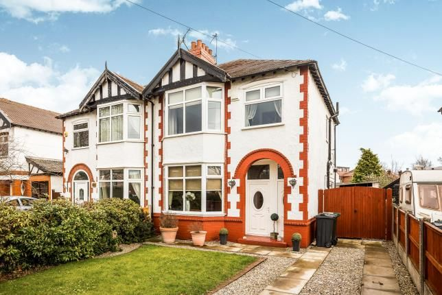 Thumbnail Semi-detached house for sale in Chester Road, Whitby, Ellesmere Port