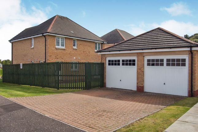 Double Garage of St. Martin Crescent, Dundee DD3