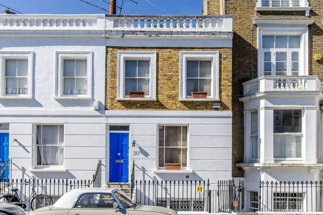 Thumbnail Terraced house for sale in Bramerton Street, Chelsea