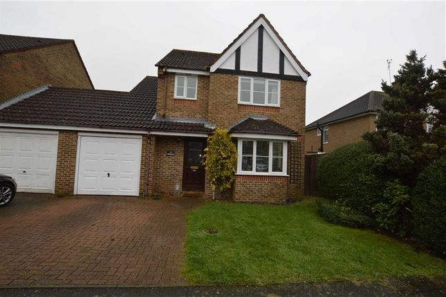 Thumbnail Link Detached House For Sale In Manor Way Croxley Green Rickmansworth Hertfordshire