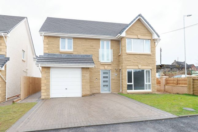 Thumbnail Property for sale in Calderside Place, Moffat Manor, Airdrie, North Lanarkshire