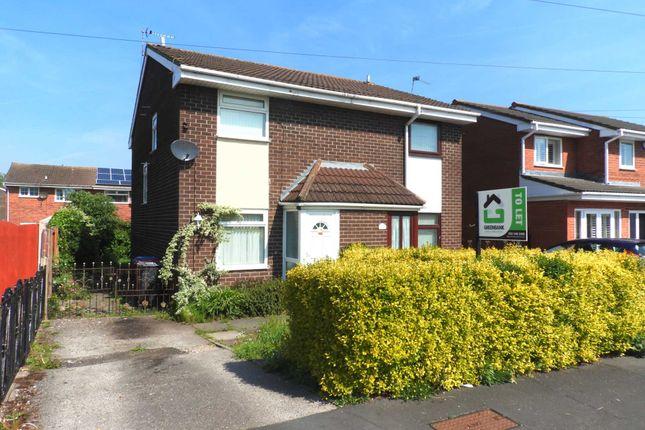 2 bed semi-detached house to rent in Saxon Way, Shevington Park L33