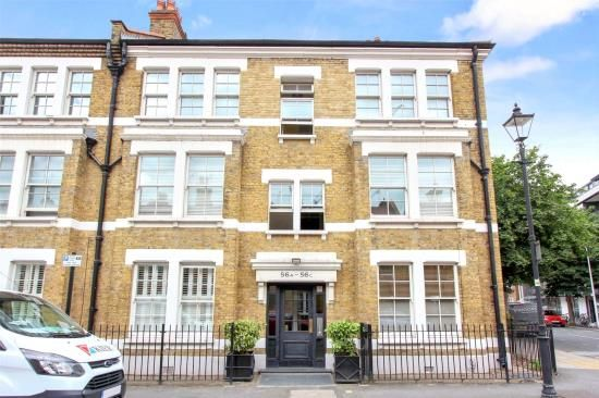 Thumbnail Property to rent in Ufford Street, London
