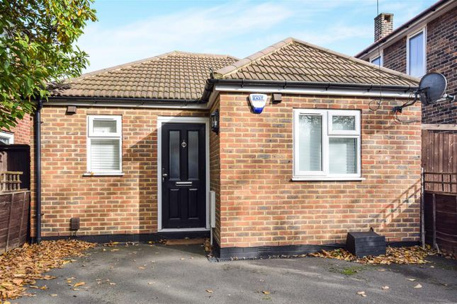 Thumbnail Bungalow for sale in Green Lane, Morden