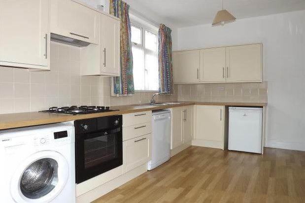 Thumbnail Bungalow to rent in Loughborough Road, Nottingham