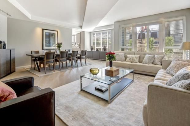 Thumbnail Flat for sale in One Hans Crescent, Knightsbridge, London