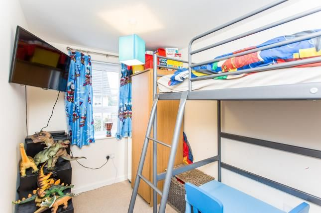Bedroom Four of Leighton Drive, St. Helens, Merseyside WA9