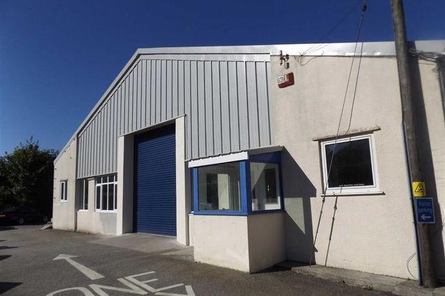 Thumbnail Light industrial to let in Workshop/Storage Premises, Unit 1, Greenbank Road, Devoran, Cornwall