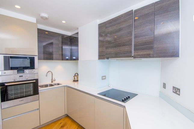Thumbnail Flat for sale in Bywell Place, London