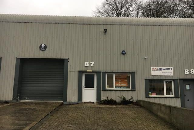 Thumbnail Light industrial to let in Unit B7, Florence Road Industrial Estate, Kelly Bray, Callington, Cornwall