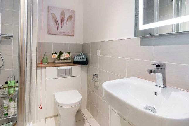 Typical Bathroom of Railway Road, Ilkley LS29