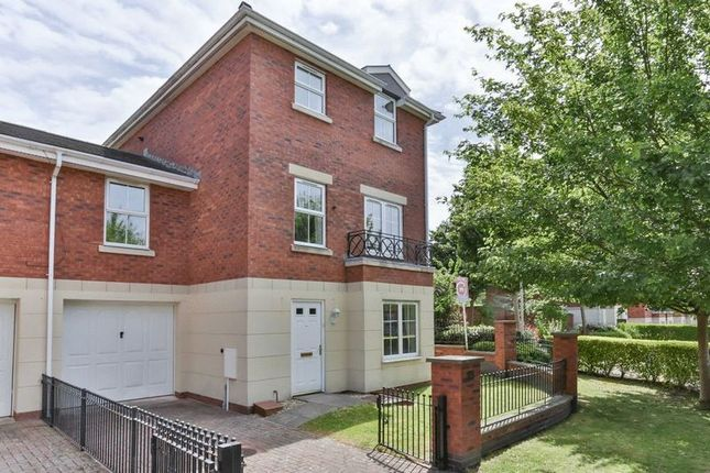 Thumbnail Link-detached house to rent in Brosnan Drive, Cheltenham