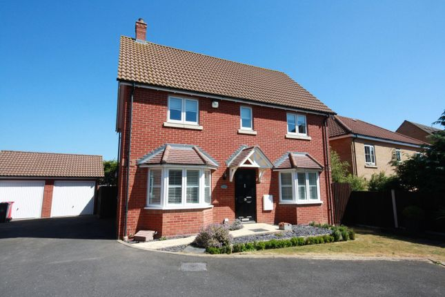 Thumbnail Detached house for sale in Teal Avenue, Mayland