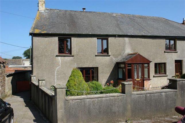 Thumbnail Semi-detached house to rent in Langtree, Torrington